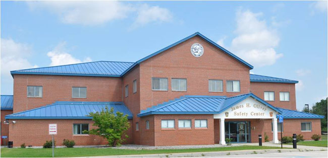 hooksett-police-building